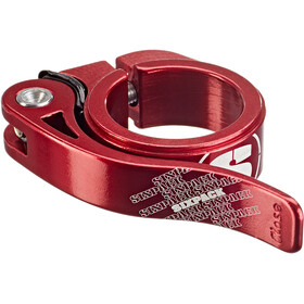 Sixpack Menace Satulatolpan Kiristin Ø31,8mm, red